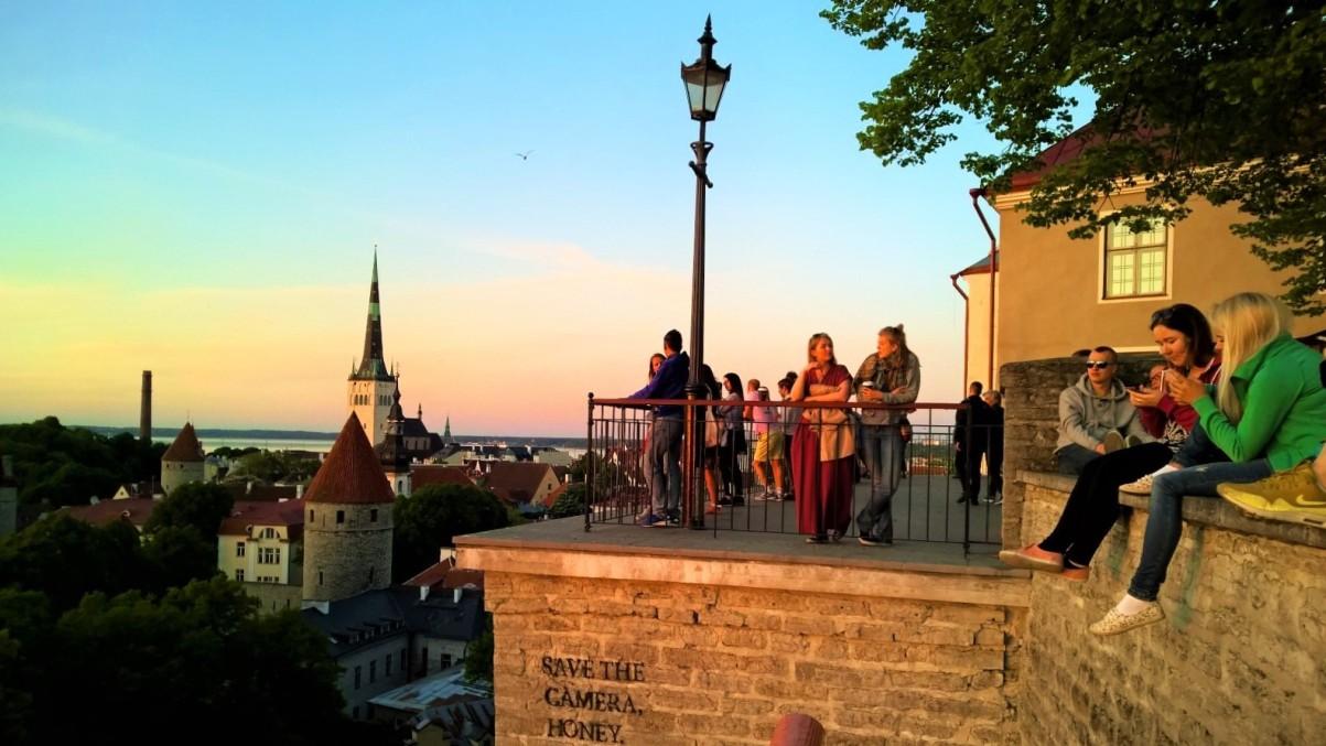 Ausflüge in Tallinn,