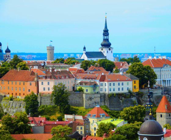 Tagesausflug in Tallinn